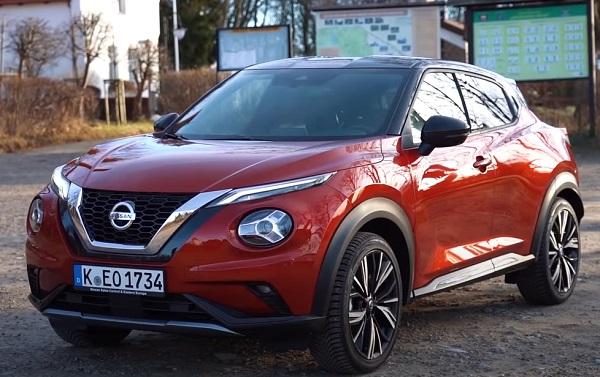 Nissan Juke 2022.