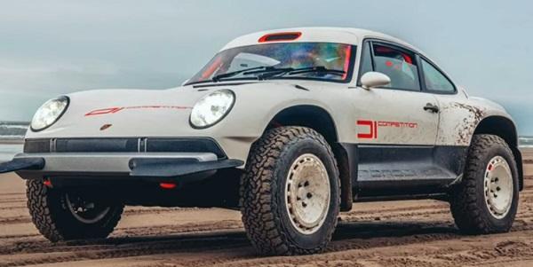 Porsche 911 (964) 2021.