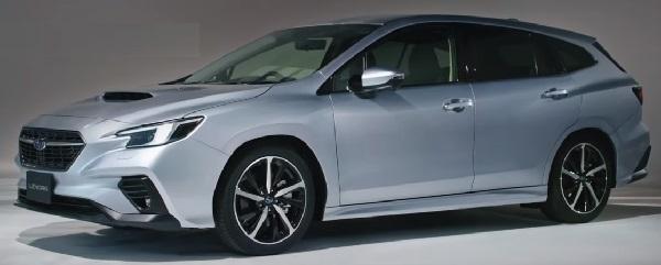 Subaru Levorg 2021.