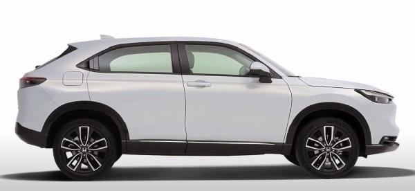 Honda HR-V / Vezel 2021.