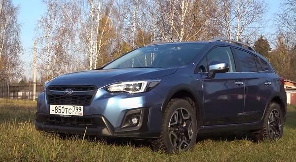 Subaru XV 2021.