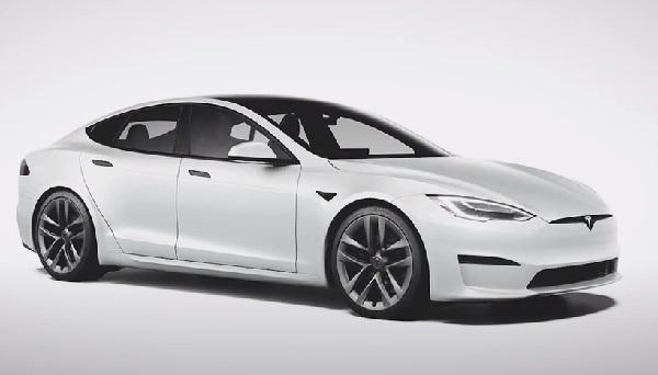 Tesla Model C 2021.