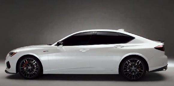 Acura TLX Type S 2021.
