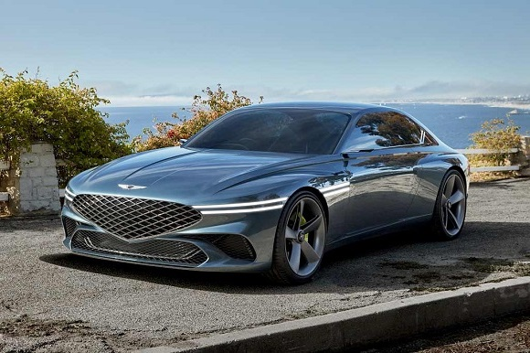Genesis X Concept 2021.