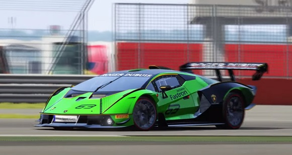 Lamborghini Essenza SCV12 2021.