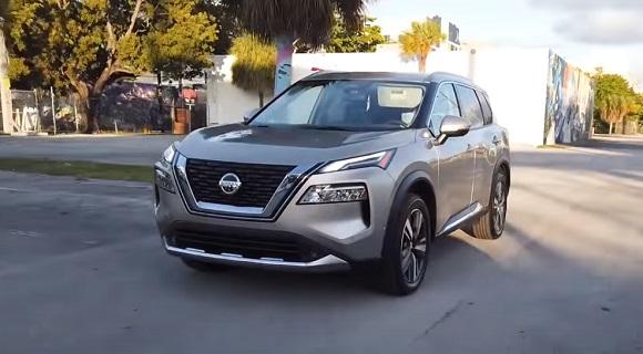 Nissan X-Trail 2022.