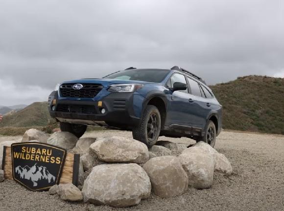 Subaru Outback Wilderness 2022.