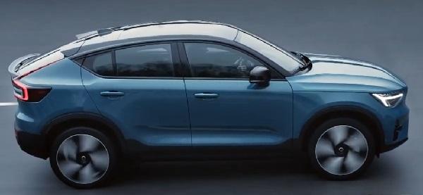 Volvo C40 Recharge 2022.