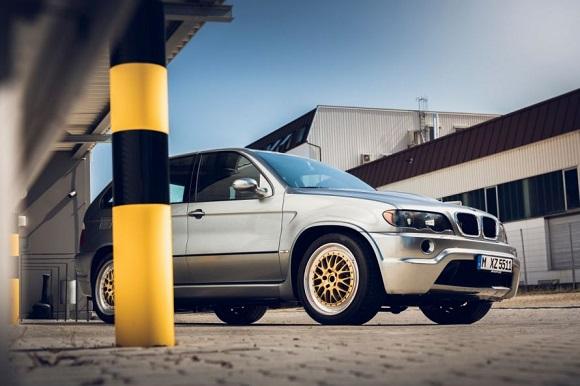BMW X5 Le Mans Concept.