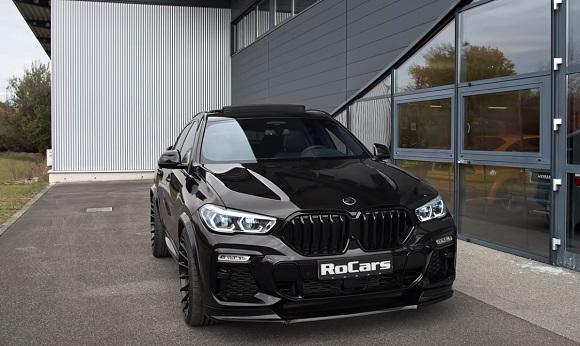 Hamann BMW X6 2021.