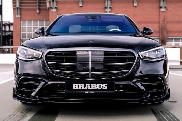 Brabus Mercedes S-Class W223 2021.
