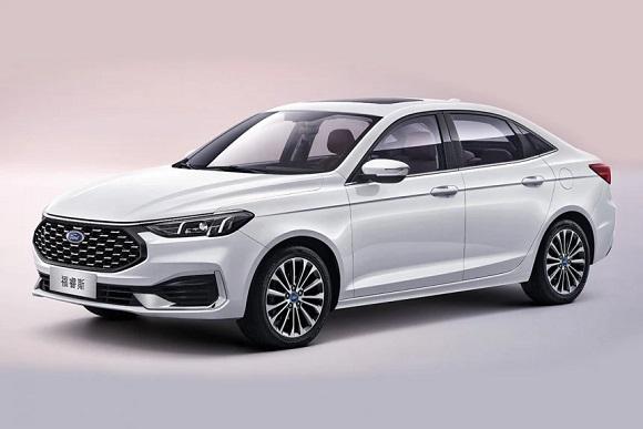 Ford Escort 2021.