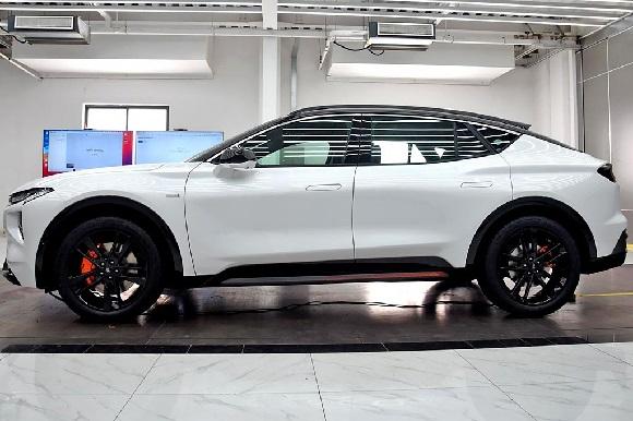 Ford Evos 2021-2022.