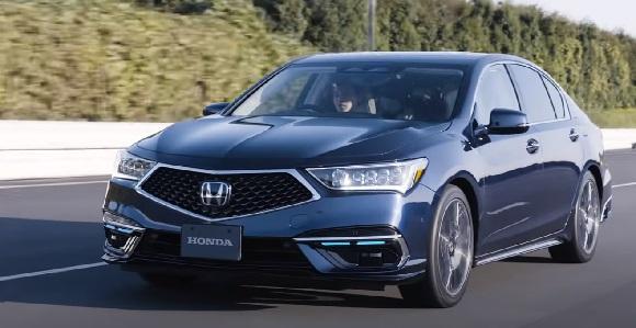 Honda Legend 2021.
