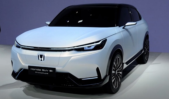 Honda SUV e: Prototype 2022.