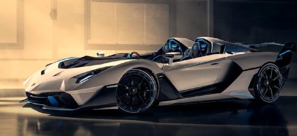Lamborghini SC20 2022.