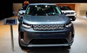 Land Rover Discovery Sport D180 2021.