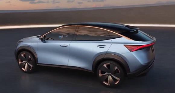 Nissan Ariya 2021.