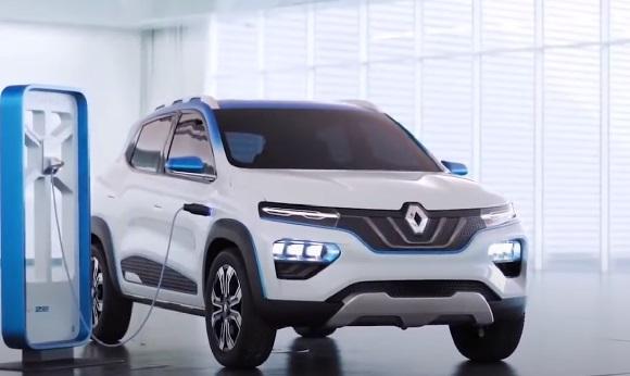 Renault Quid 2021.