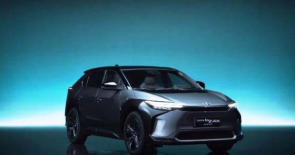 Toyota bZ4X Concept 2021-2022.
