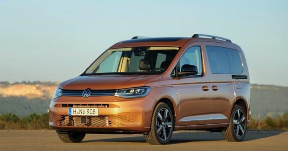 Volkswagen Cuddy 2021.