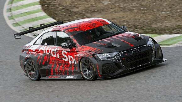 Audi RS 3 LMS 2021.