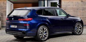 BMW X8 2021.