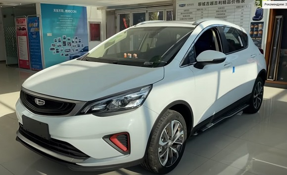 Geely Emgrand GS 2021.