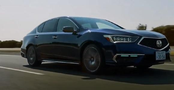 Honda Legend (KC2) 2021.