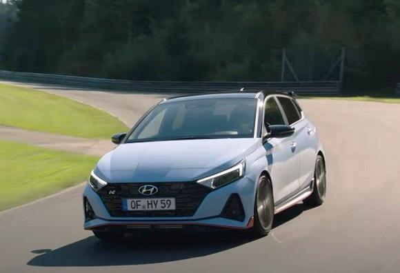Hyundai i20 N 2021.