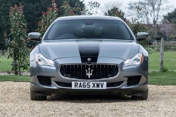 Maserati Cinqueporte.