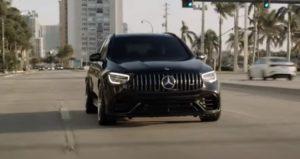 Mercedes-AMG GLC 63 S 2021.