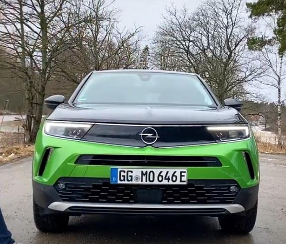 Opel Mokka-e 2021.