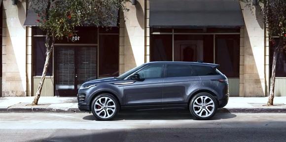 Range Rover Evoque Bronze Collection 2021.