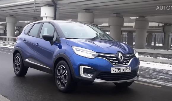 Renault Kaptur 2021.
