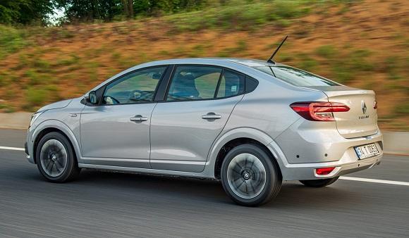 Renault Taliant 2022.