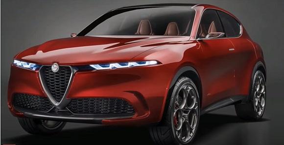 Alfa Romeo Tonale 2022.