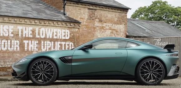 Aston Martin Vantage F1 Edition 2022.