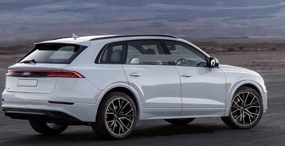Audi Q9 2022.