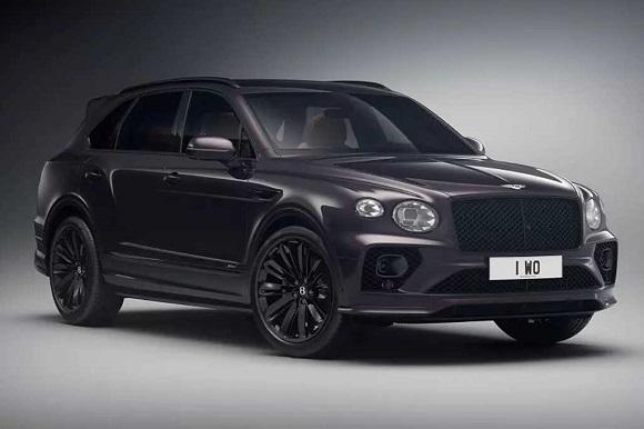 Bentley Speed Russian Heritage 2022.