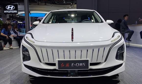 Hongqi E-QM5 2021.