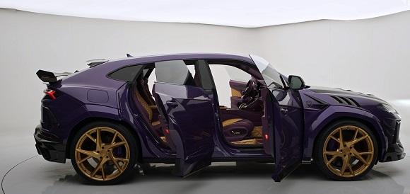 Mansory Lamborghini Urus 2021.