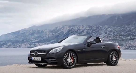 Mercedes-AMG SLC 43 2021.