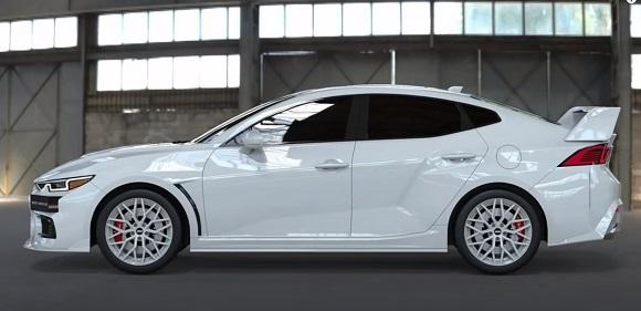 Mitsubishi Lancer 2022.