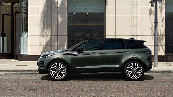 Range Rover Evoque L 2021.