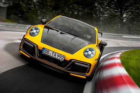 Techart GTstreet R Porsche 911.