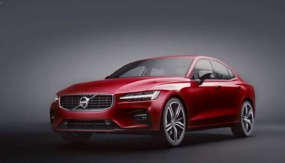 Volvo S60 2021.