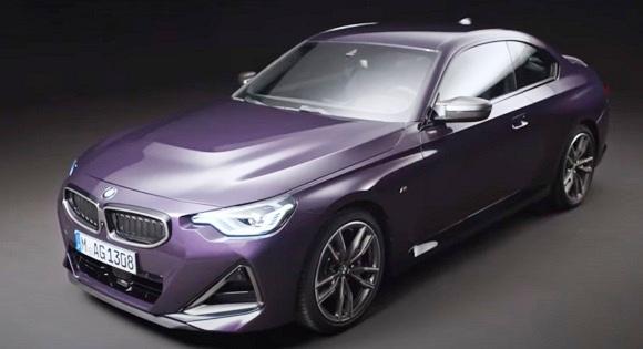 BMW M240i xDrive 2022.