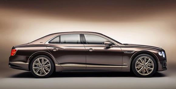 Bentley Flying Spur Hybrid Odyssean Edition 2022.