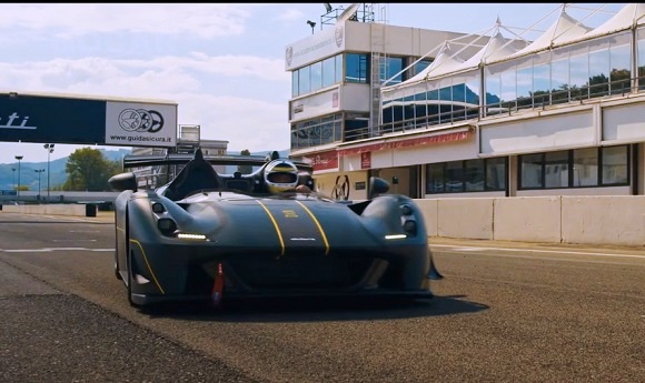 Dallara Stradale EXP 2022.